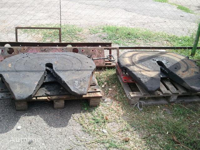 quinta rueda para RENAULT MAGNUM tractora