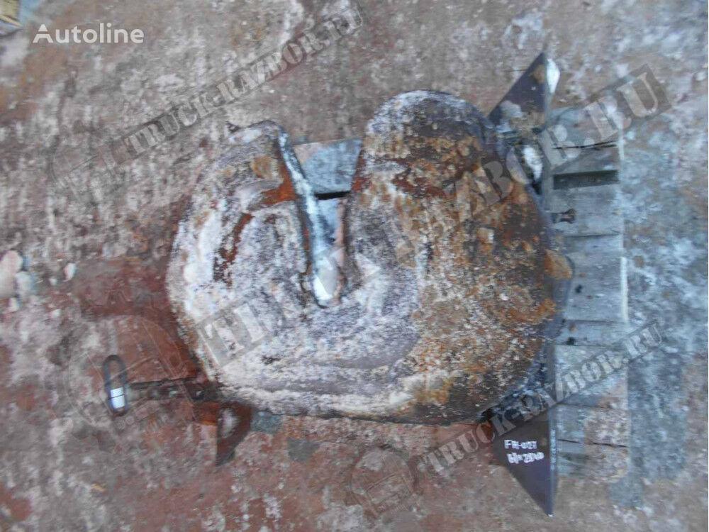 VOLVO sedlo na ugolkah (scepnoe ustroystvo), 160mm (20424283) quinta rueda para VOLVO tractora