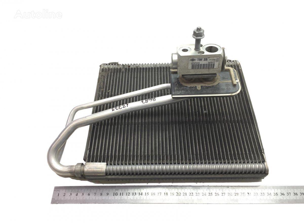 EGELHOF Arocs 2651 (01.13-) (670724G 327517) radiador de aire acondicionado para MERCEDES-BENZ Arocs (2013-) tractora