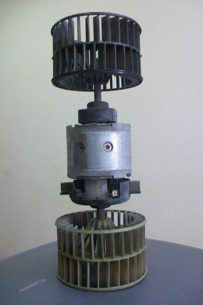 DAF Motor pechki radiador de calefacción para DAF XF,CF tractora