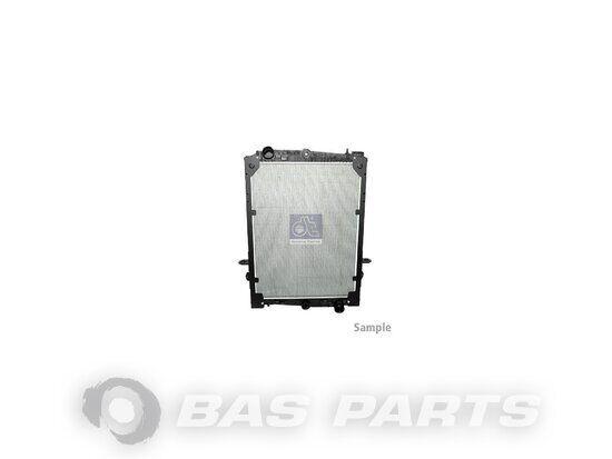 (1858766, 1286208) radiador de refrigeración del motor para camión