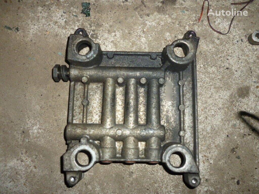 toplivnyy (bloka upravleniya dvigatelem) Scania radiador de refrigeración del motor para camión