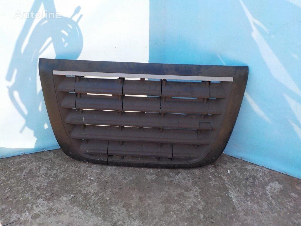 DAF Reshetka radiador de refrigeración del motor para camión