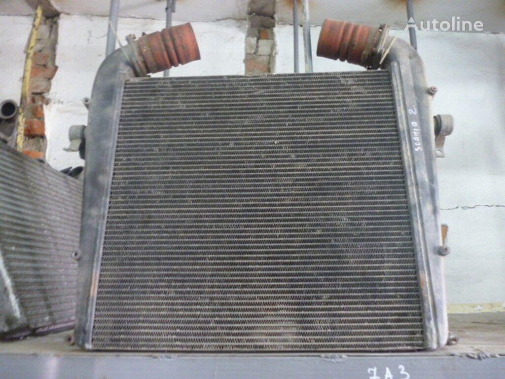 Interkuler (672x650x52) Scania radiador de refrigeración del motor para camión