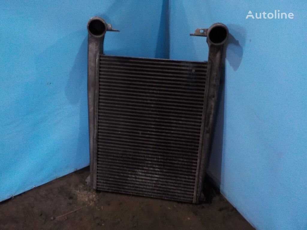 Interkuler radiador de refrigeración del motor para camión
