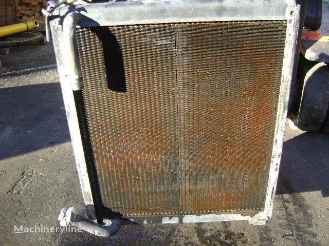 FIAT radiador de refrigeración del motor para FIAT Hitachi  excavadora