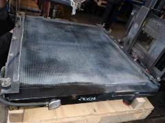radiador de refrigeración del motor HITACHI Tokyo para excavadora HITACHI EX355