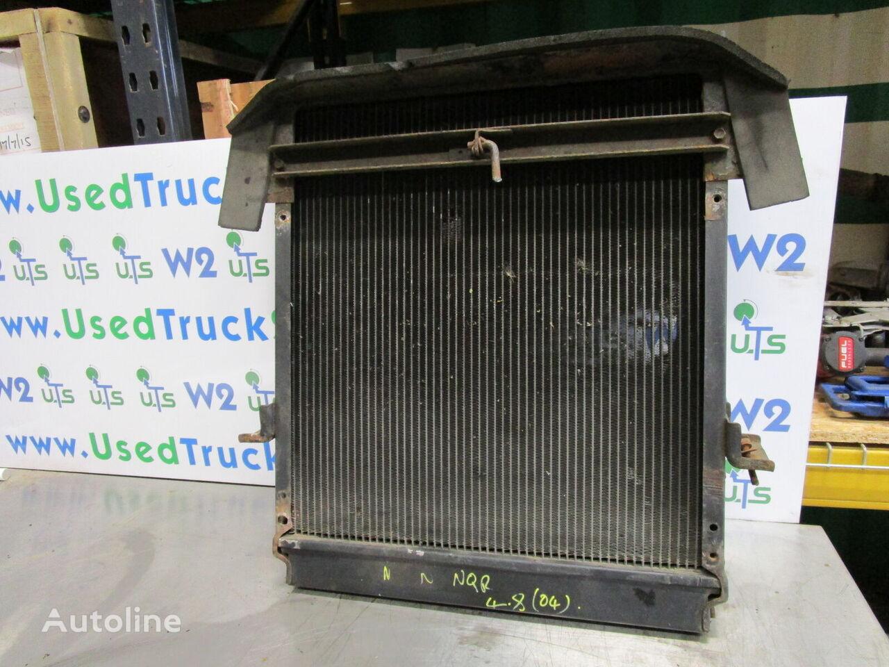 ISUZU NQR 4.8 radiador de refrigeración del motor para camión