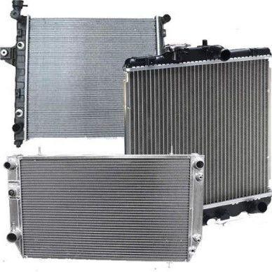 radiador de refrigeración del motor para JCB 531/70, 540/70, 535/95, 533/105, 535/125, 540/140, 540/170, 3CX retroexcavadora