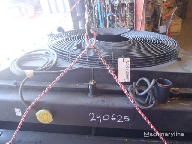 radiador de refrigeración del motor KOBELCO COPAR C130-011-0000 para excavadora KOBELCO SK200-3 nuevo