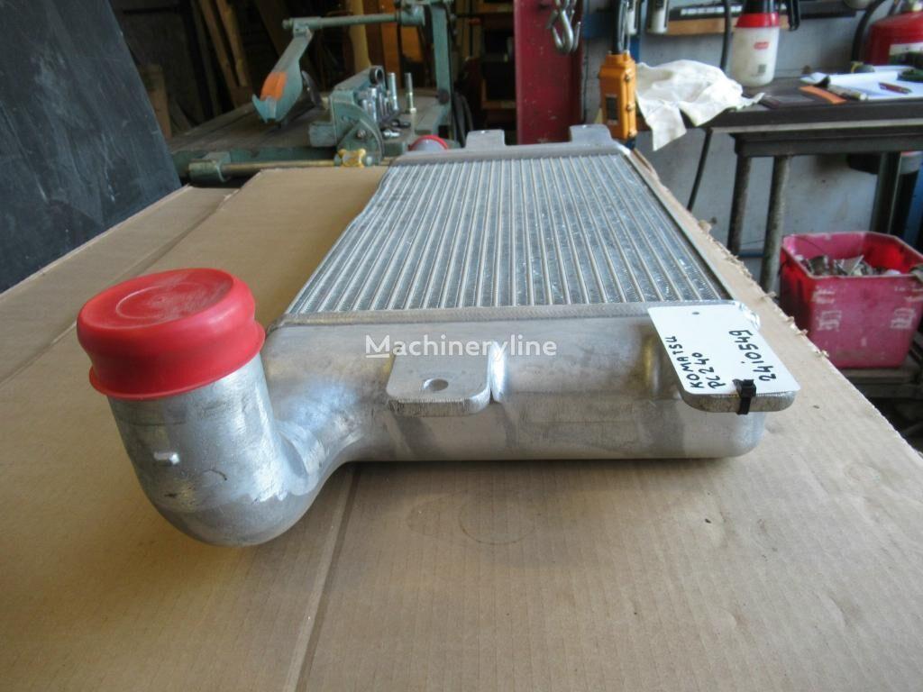 radiador de refrigeración del motor para KOMATSU PC240LC excavadora