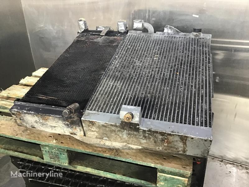 LIEBHERR (10411199) radiador de refrigeración del motor para LIEBHERR A314 Li/A316 Li /R317 Li excavadora