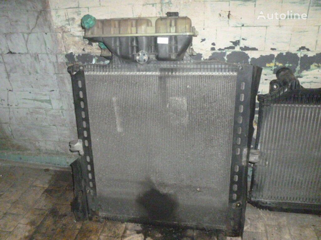 MAN radiador de refrigeración del motor para MAN camión