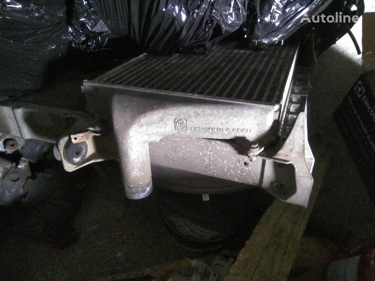 MAN D0826 radiador de refrigeración del motor para MAN camión