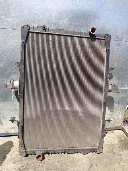 RENAULT radiador de refrigeración del motor para RENAULT Magnum tractora