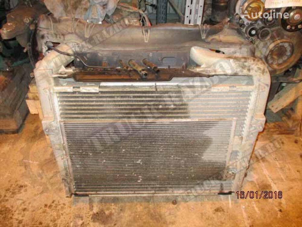 SCANIA radiador de refrigeración del motor para SCANIA tractora