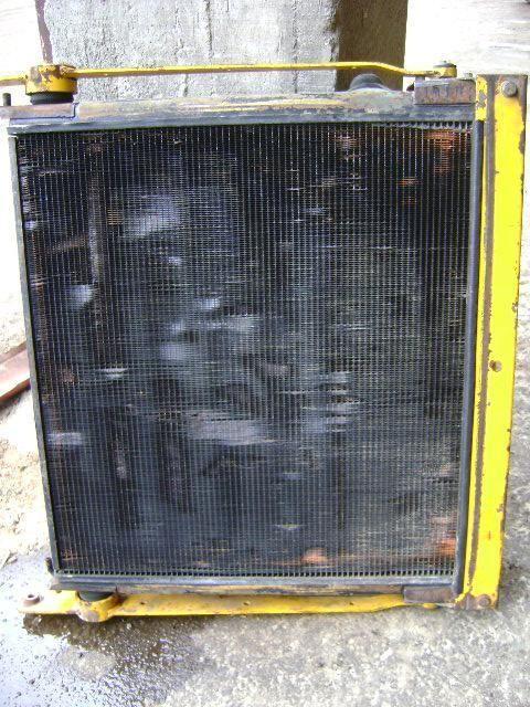 VOLVO radiador de refrigeración del motor para VOLVO 4400 cargadora de ruedas
