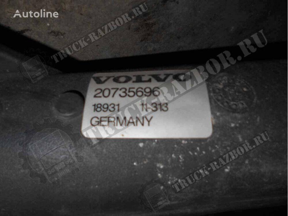 VOLVO (20735696) radiador de refrigeración del motor para VOLVO tractora