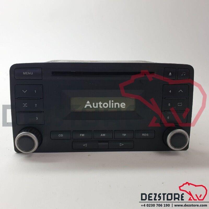 Casetofon (81281016175) radio de coche para MAN TGX tractora