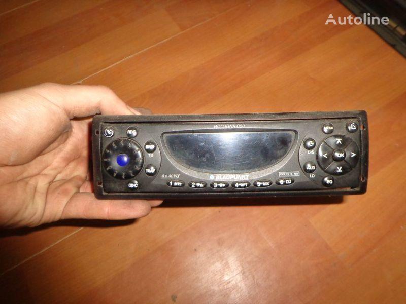 Blaupunkt Bologna C50. CD. radio del coche para minibús