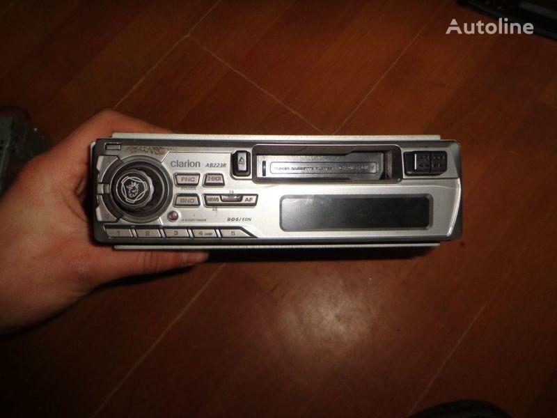 Clarion AB223R radio del coche para SCANIA camión