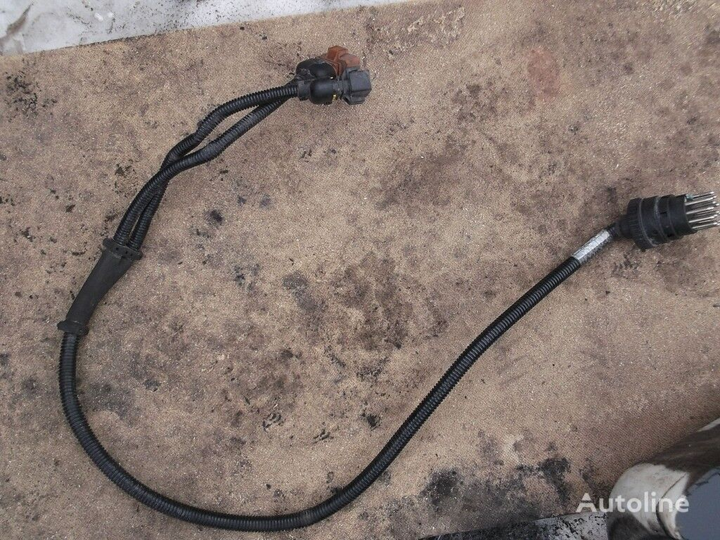 Shtepselnaya razetka s kabelem recambios para MAN camión