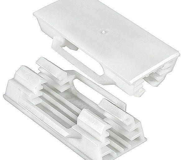 CARGO FLOOR ŚLIZG LISTWY CF 25 x 25 MM, 100sztuk. recambios para semirremolque nueva