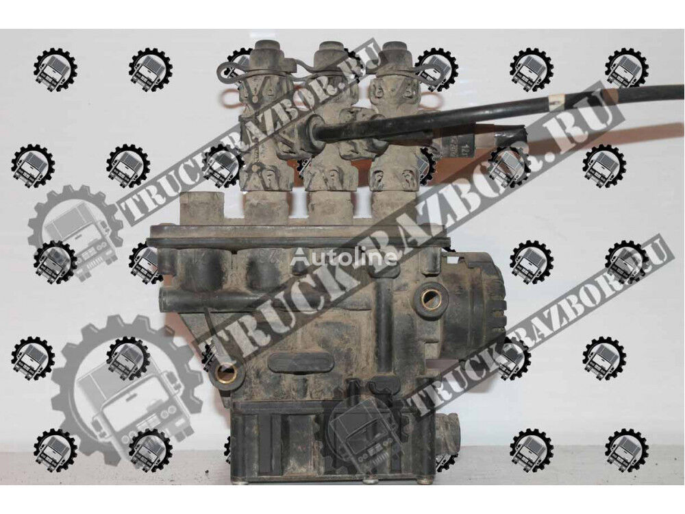 blok upravleniya podushkami zadney osi (klapan ECAS) MAN (81.25902.6239) recambios para MAN TGS  tractora