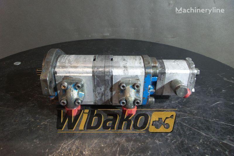 Gear pump Bosch 510666007 (3) (510666007(3)) recambios para 510666007 (3) excavadora