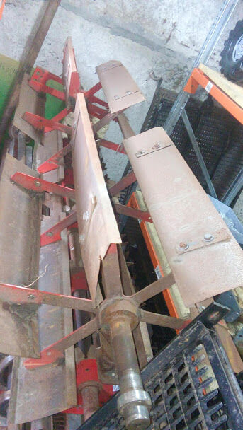 VITER V ZBORI  AGCO (D28480185) recambios para MASSEY FERGUSON 7274/7278 cosechadora de cereales