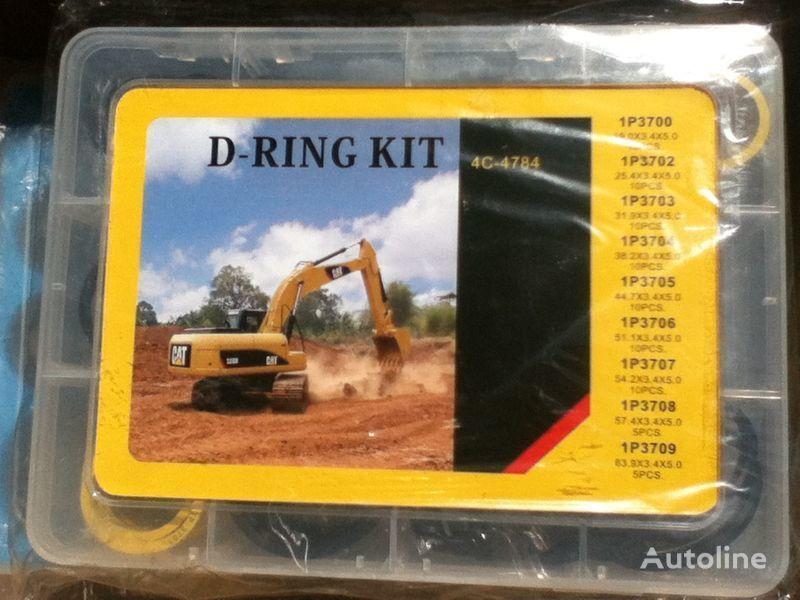kolca rezinovye D-ring CAT CATERPILLAR recambios para CATERPILLAR excavadora