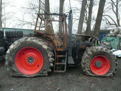 b/u zapchasti / used spare parts recambios para CLAAS ARES 836 tractor