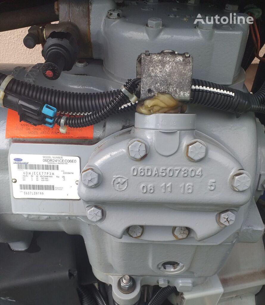 Kompressor Karrier Vektor   Carrier  Kompressor 06D (18-00069-03) recambios para Carrier  VECTOR equipo frigorífico