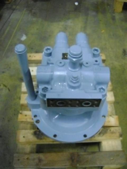 Swing Motor recambios para HITACHI ZX 240-3 excavadora