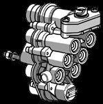 4-H KONTURNIY ZAHISTNIY KLAPAN   IVECO KNORR (AE4502, K011931) recambios para IVECO STRALIS camión