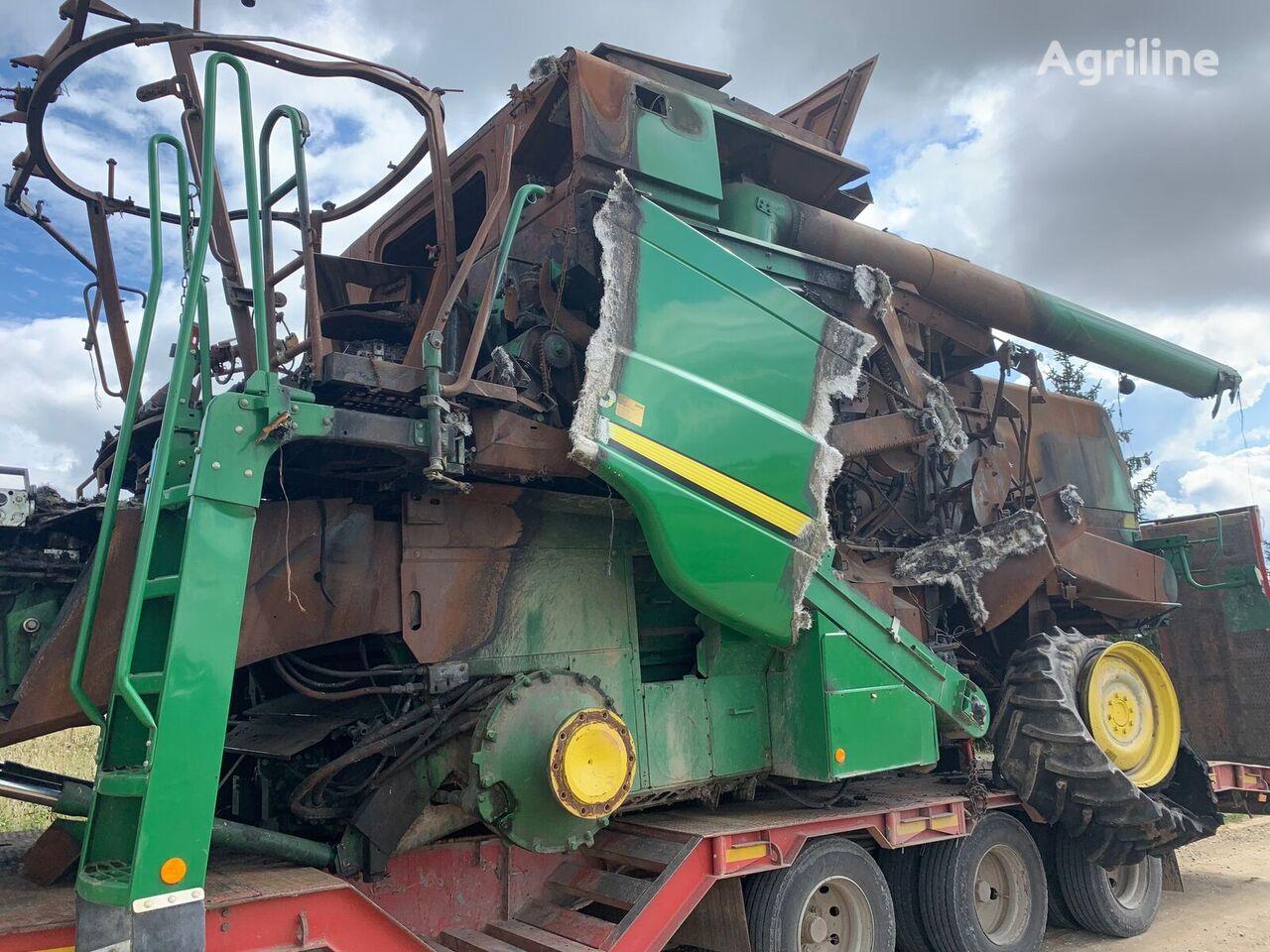 recambios para JOHN DEERE T670 cosechadora de cereales