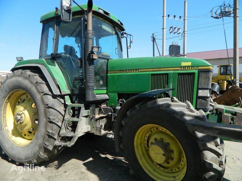 b/u zapchasti / used spare parts recambios para JOHN DEERE 7800 tractor