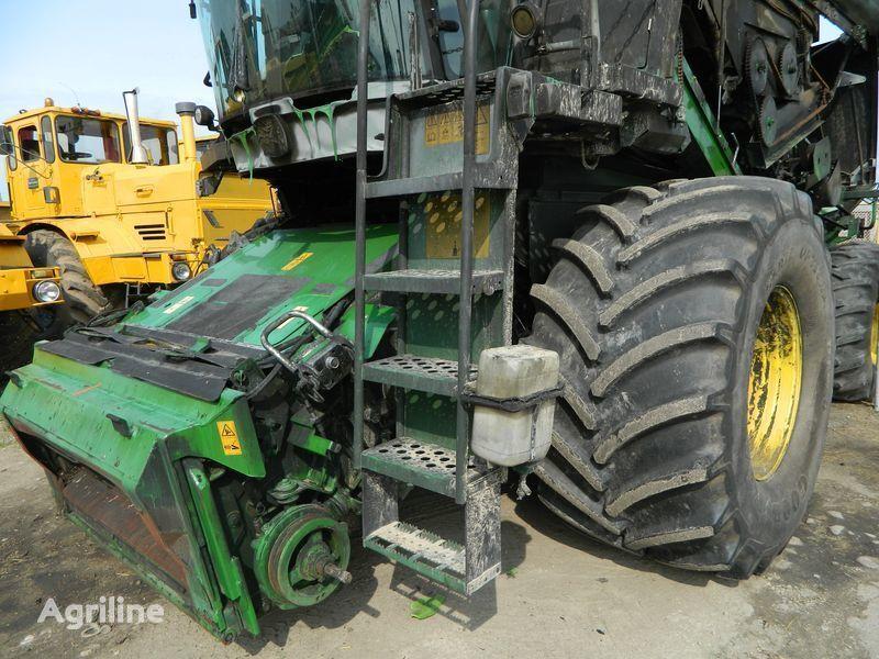 b/u zapchasti / used spare parts recambios para JOHN DEERE WTS 9640i cosechadora