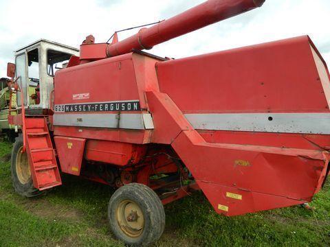 b/u zapchasti / used spare parts recambios para MASSEY FERGUSON 625 cosechadora