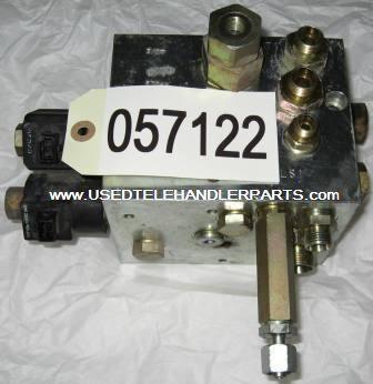 Hydraulický rozvaděč MERLO recambios para MERLO cargadora de ruedas