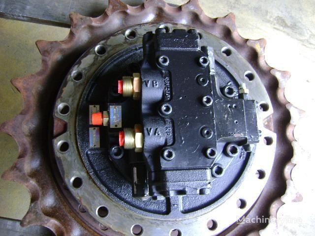 Traction Motor recambios para NEW HOLLAND E 385 excavadora