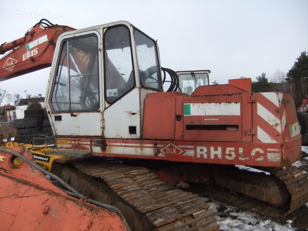 O&K MH5 RH5 O&K recambios para O&K RH5 RH6 excavadora