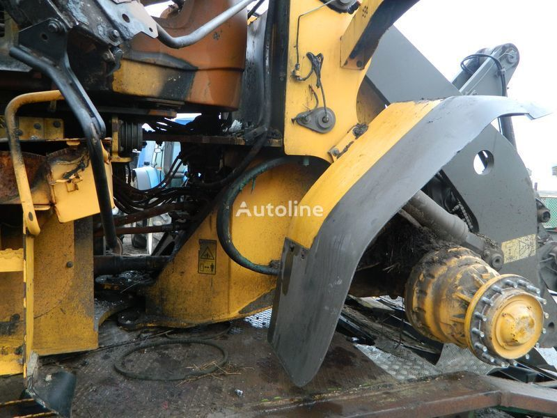B/U ZAPChASTI/ recambios para VOLVO L90F cargadora de ruedas