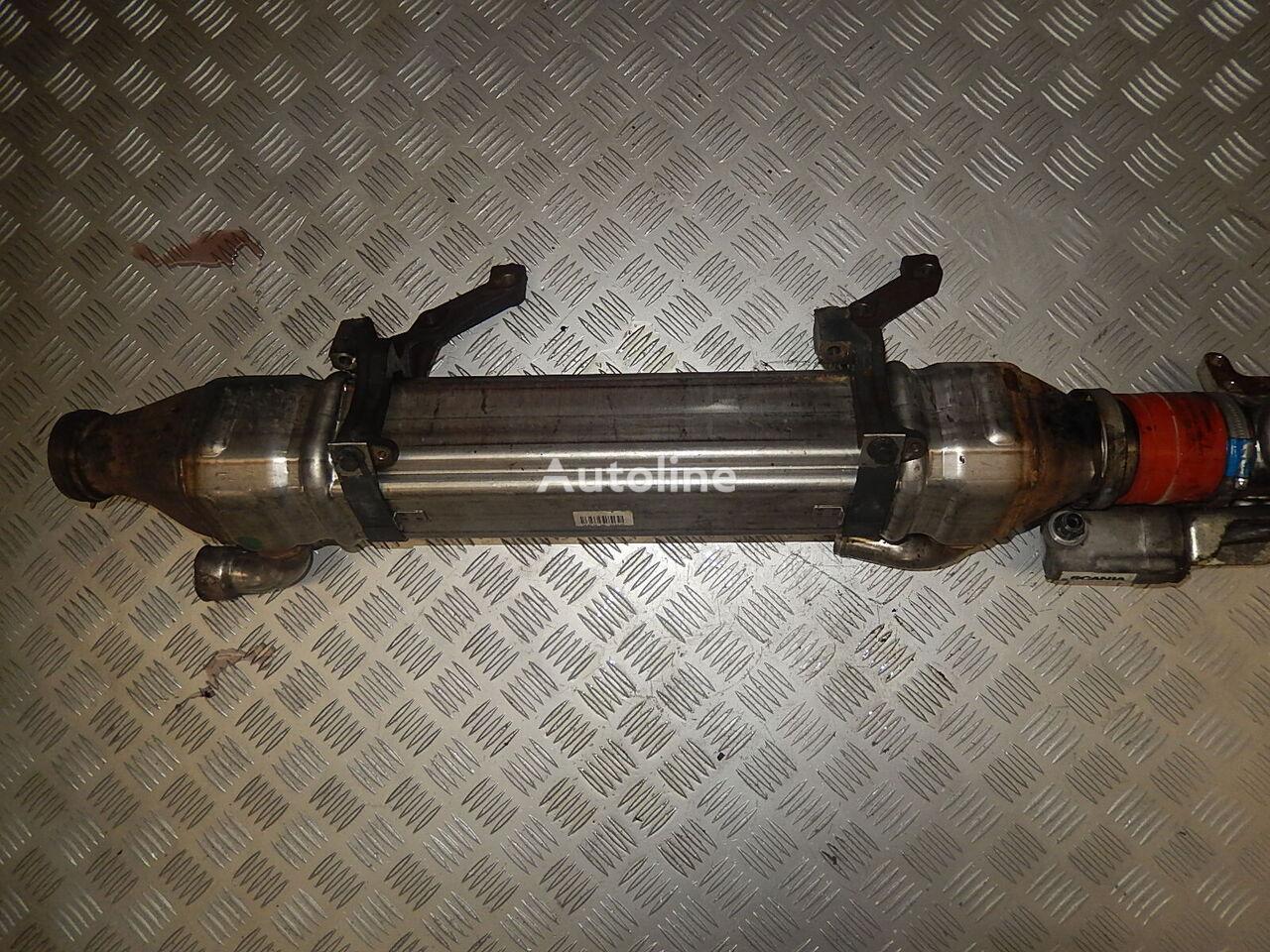 SCANIA Racitor EGR / / 1795704 (1795704) recirculación de gases de escape para SCANIA G tractora