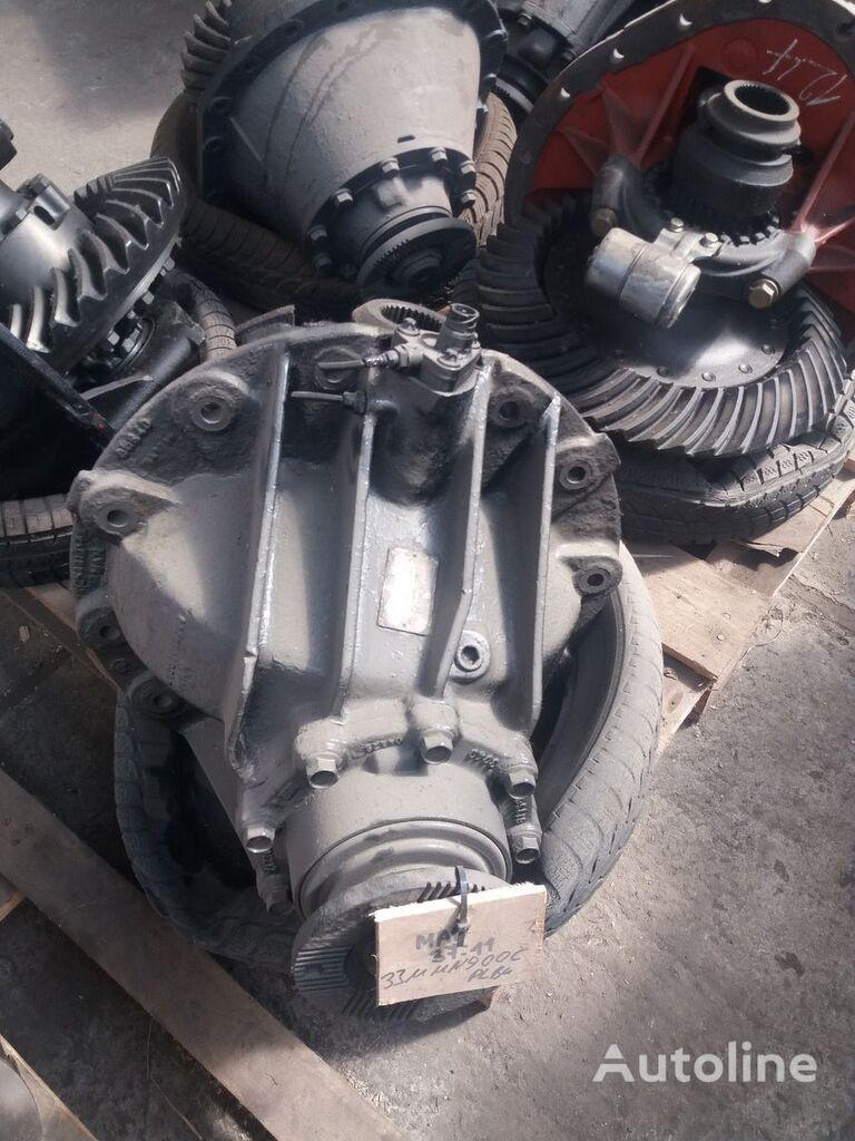 MAN HY-1350 37/11 (81350106134) reductor para MAN TGA tractora