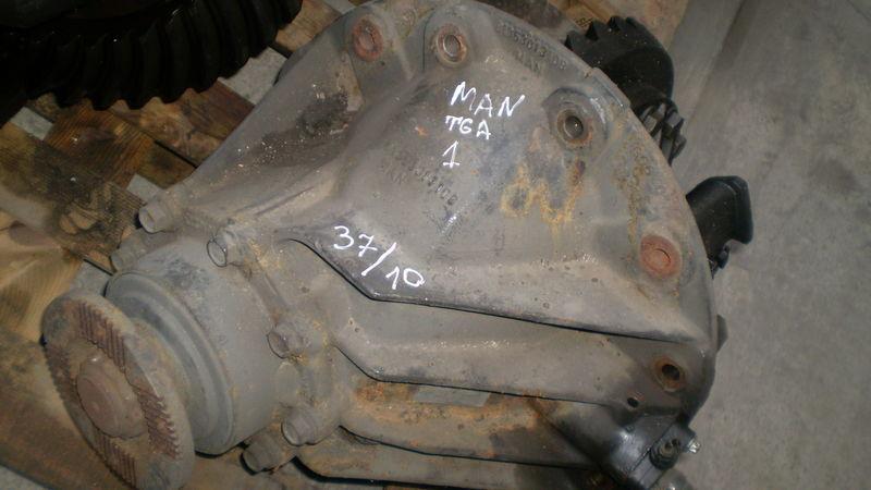 MAN HY-1350 reductor para MAN TGA tractora