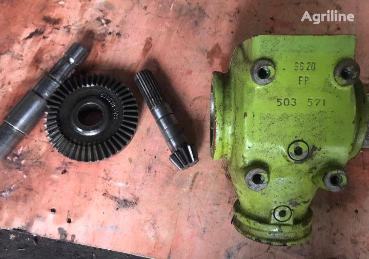 Przekładnia Kątowa (6620 FP 503 571) reductor para CLAAS tractor