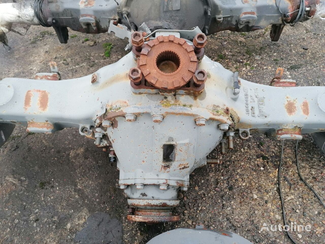 VOLVO differential RSS1344B ratio 3,08 reductor para tractora