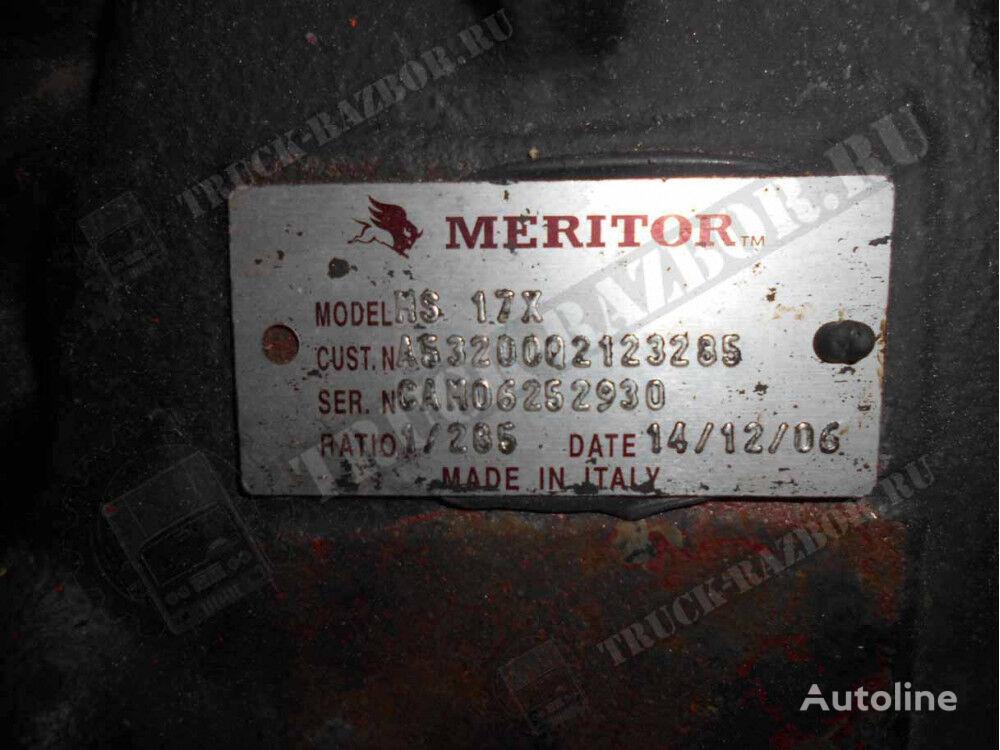 VOLVO zadnego mosta MS17X 2.85 RSS1344C reductor para VOLVO tractora