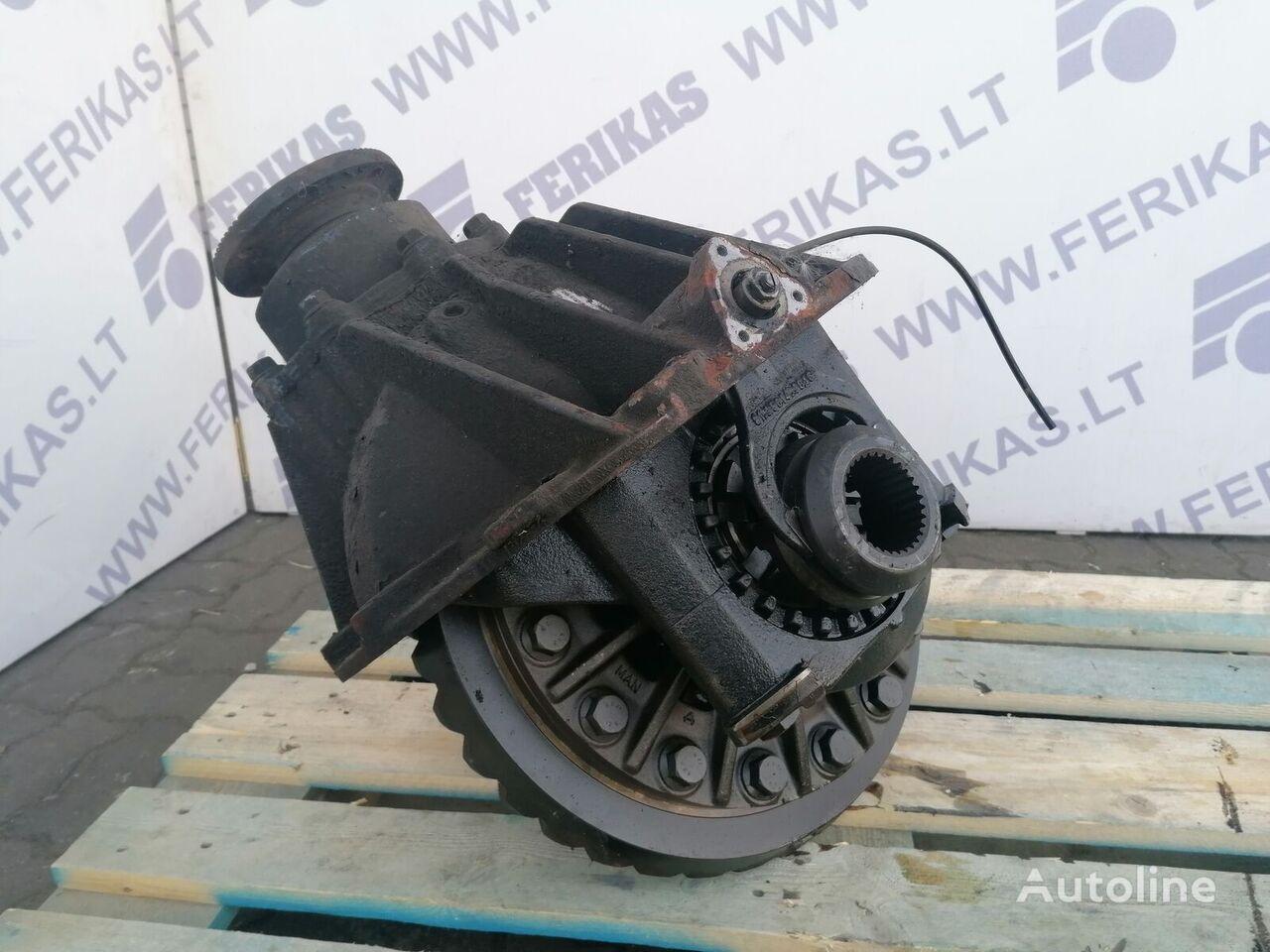 differential ratio 3.08 (81350106135) reductor para MAN TGA  tractora